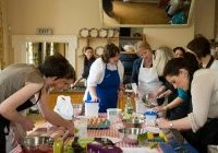 Demonstration et Atelier cuisine, Louth