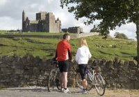 Vélo au Rock of Cashel, Tipperary